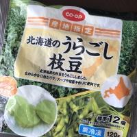 冷凍裏ごし枝豆