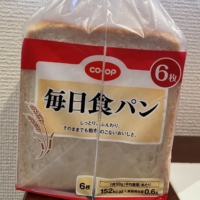 毎日食パン6枚切り