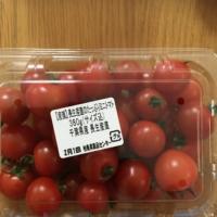 たっぷりミニトマト