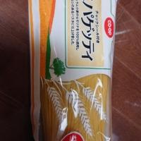 スパゲッティ1.5ミリ