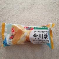 ニチレイ ケーキみたいな今川焼 バニラクリーム味