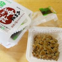 九州産中粒納豆 162g (155円)