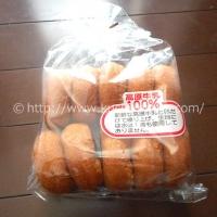 牧場のドーナツ 10個 (307円)