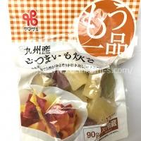 九州産さつまいも炊き90g 1個 (178円)