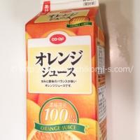 オレンジジュース 1000ml (135円)