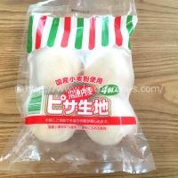冷凍内麦ピザ生地 480g (358円)