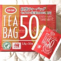 紅茶ティーバックTEABAG 50袋 (228円)