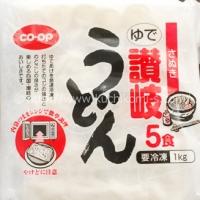 冷凍うどん 1kg 5食(194円)