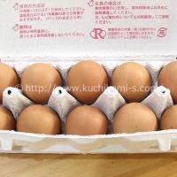 産直たまご 赤玉 10個 (270円)