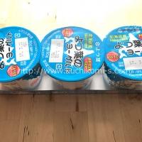 よつ葉のヨーグルト 3個 (221円)